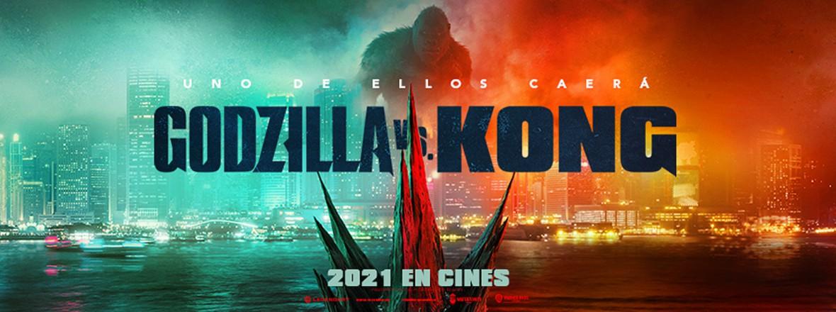 F - GODZILLA VS KONG