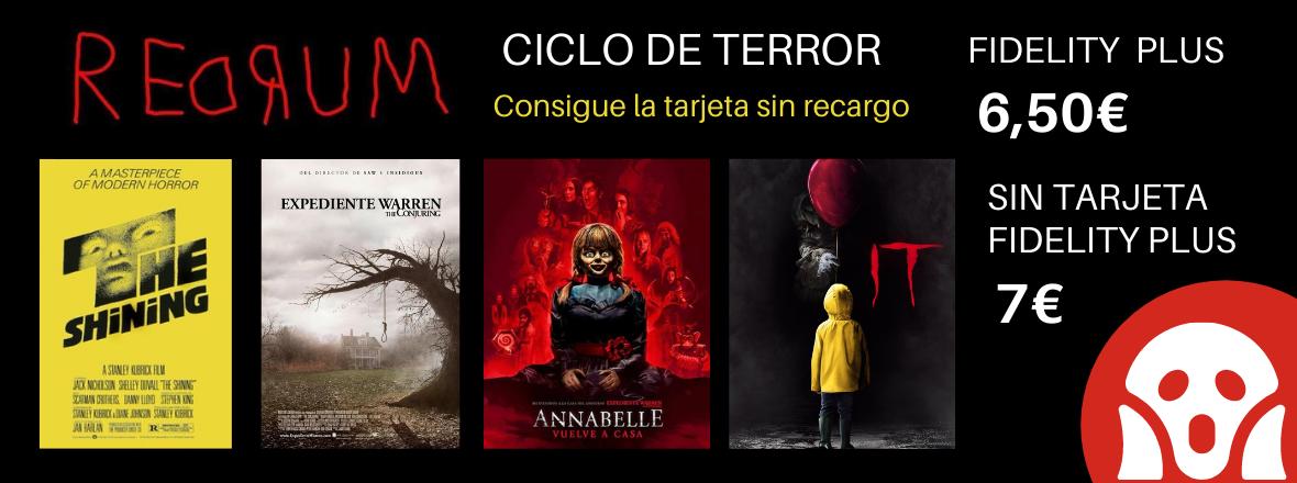 E - CICLO TERROR